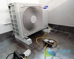 Klimatyzator Split Samsung